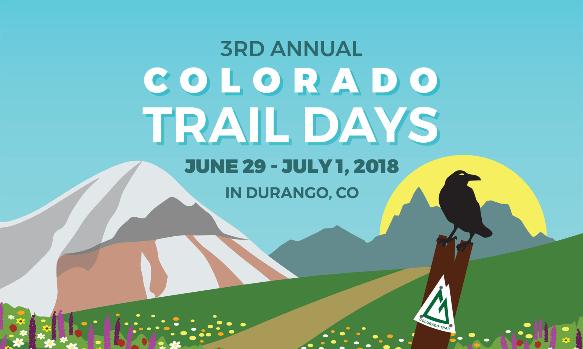Colorado Trail Days | June 29 - July 1, 2018 | Durango, CO